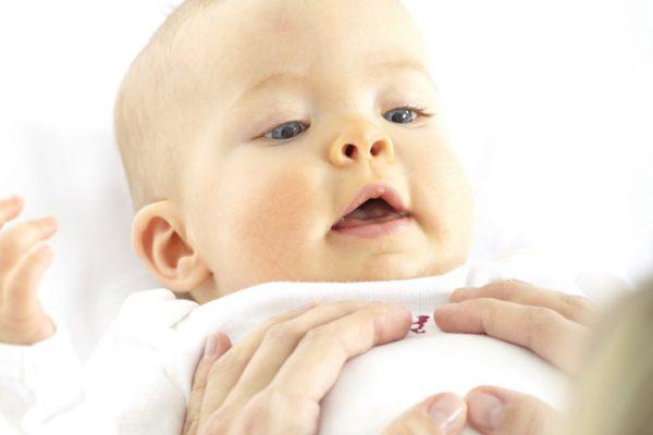Craniosacral Therapie für Babys und Kinder